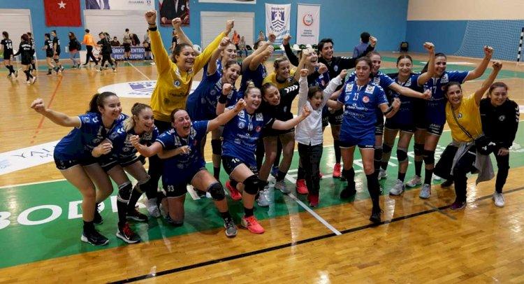 Kızlar, Çeyrek Final İçin Antalya'da
