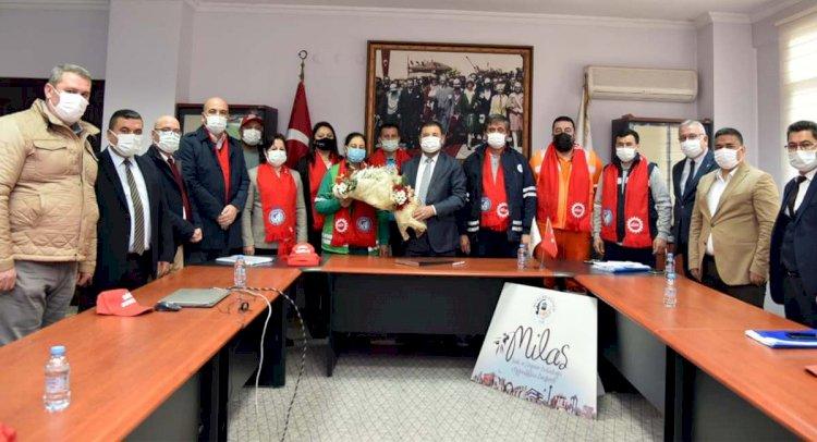 Milas Belediyesi'nde Toplu İş Sözleşmesi