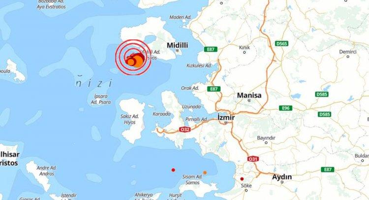 Ege'de Deprem Fırtınası!..