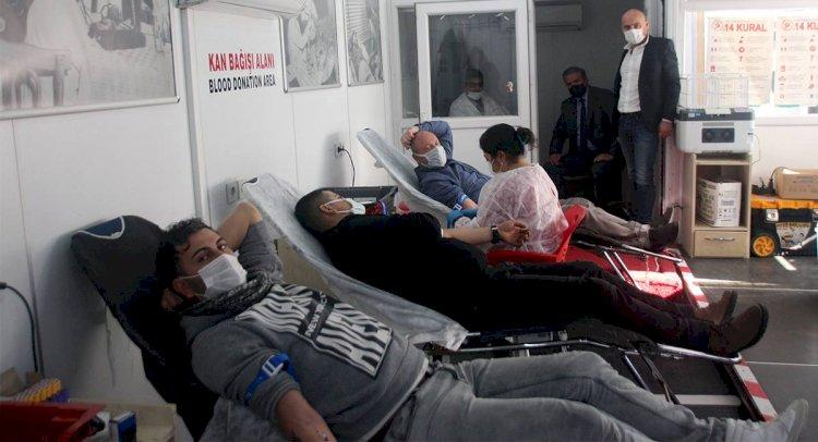 TÜGVA Kızılay İşbirliğinde Kan Bağışı