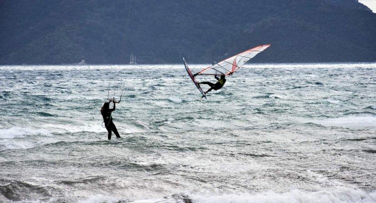 Keşişleme Sörfçüleri Sevindirdi...