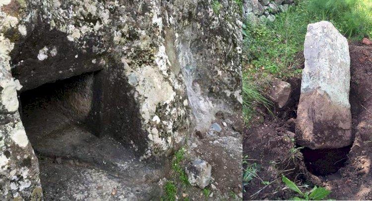 Sandıma'da Tarihe Matkaplı Talan!..