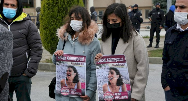 Pınar Gültekin Cinayetinde 3. Duruşma