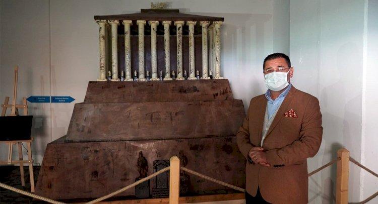 Tokat'tan Çikolata Müzesi'ne Ziyaret