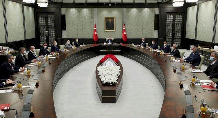 Gözler Bugünkü Kabine Toplantısında...