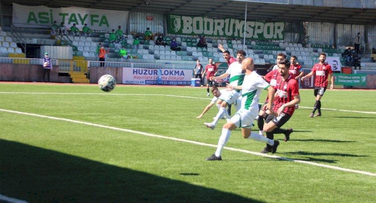 Bodrumspor, Lig İkinciliğine Yükseldi
