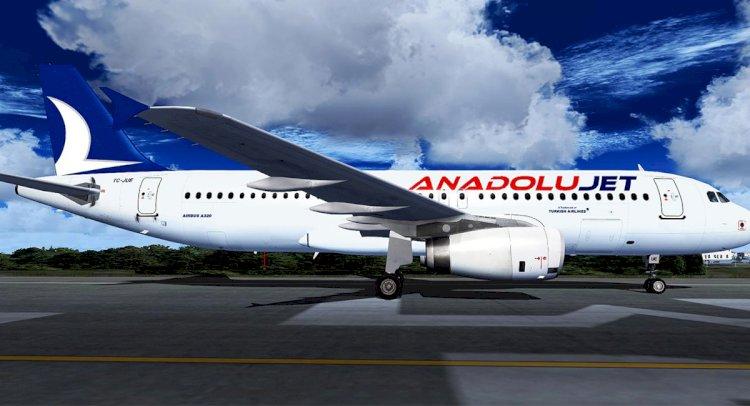 Anadolu Jet'ten Turizm Hamlesi
