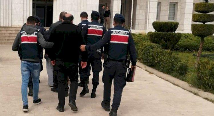 Aranan 3 Şahıs Tutuklandı