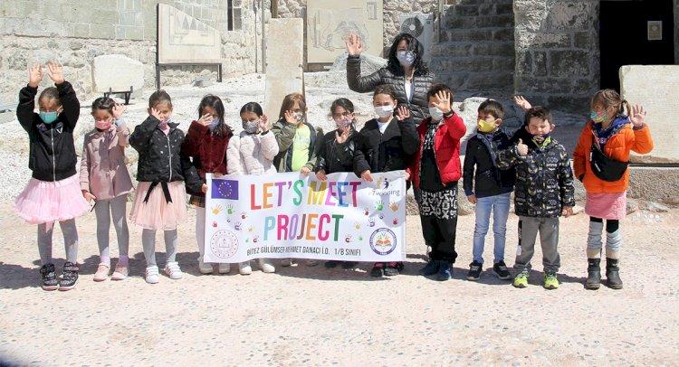 İspanyol Akranlarıyla Ortak Proje