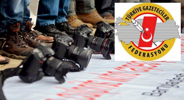 TGF'den Basın Özgürlüğü Uyarısı