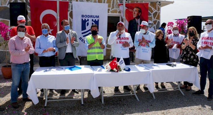 Aras'tan İşçilere Bayram Müjdesi