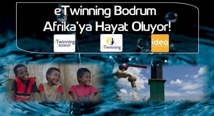 Afrika'ya Çeşme Yaptıracaklar