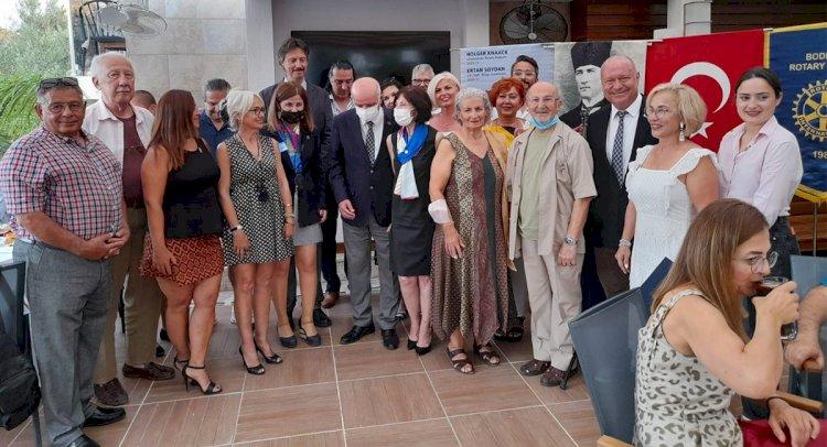 Rotary Kulübü'ne Yeni Üyeler