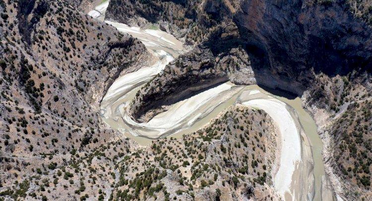 Muhteşem Arapapıştı Kanyonu Kurudu!..