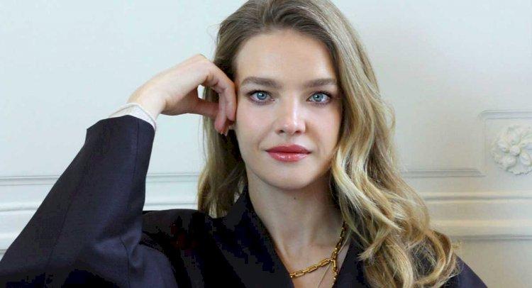 Vodianova Bodrum'da Davet Veriyor