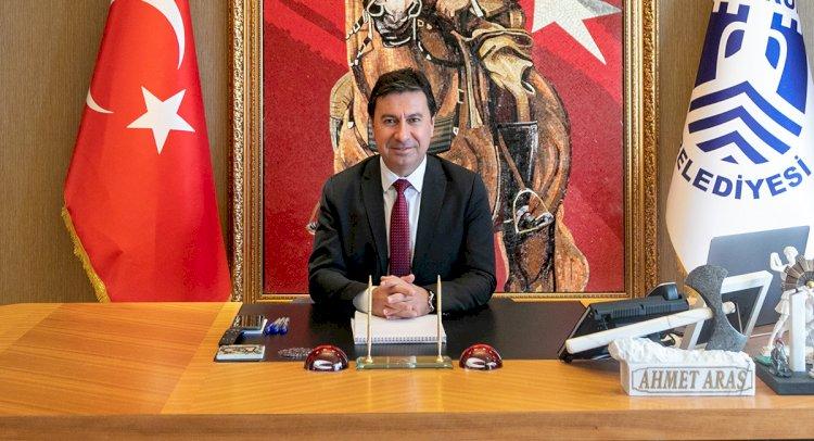 Başkan Aras'tan, Basın Bayramı Yazısı...