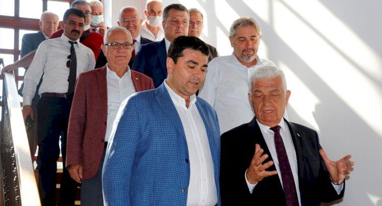 DP Genel Başkanı Uysal'ın Muğla Ziyareti