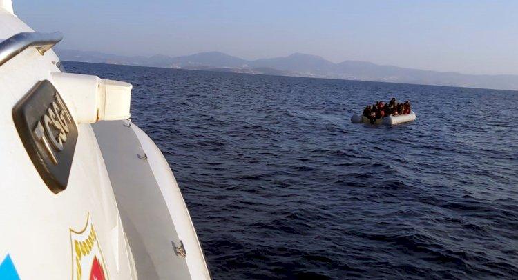 2 Operasyonda 39 Göçmen Kurtarıldı