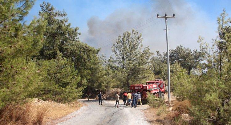 Yangın Tedbirleri 1 Ekim'e Uzatıldı