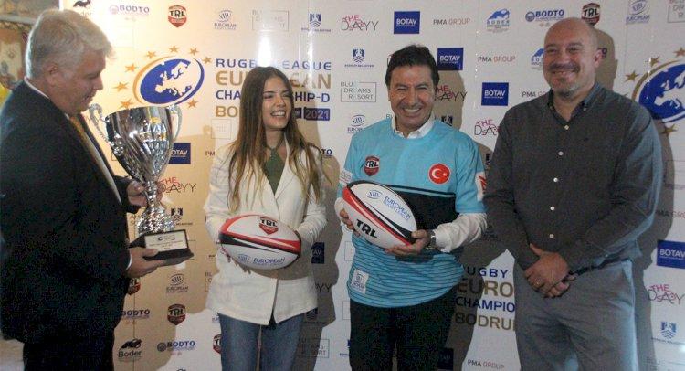 Ragbi Şampiyonası Bodrum'da Yapılacak