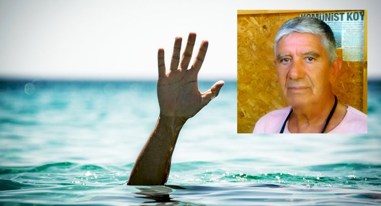 Denizde Yaşamını Yitirdi!