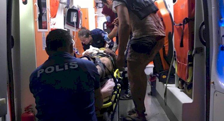 Rus Turist Yaralı Halde Bulundu