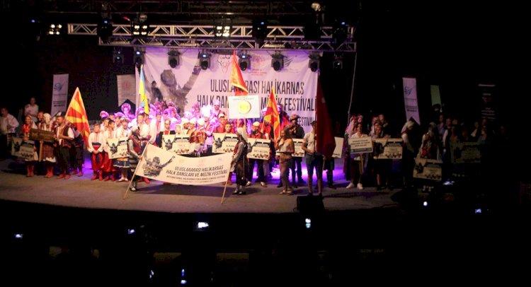 Halk Dansları Festivali Yapılıyor