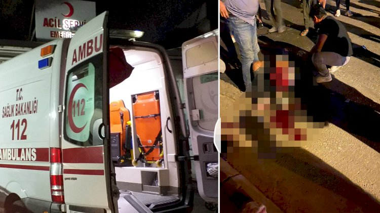Mumcular'da Feci Kaza; 2 Yaralı