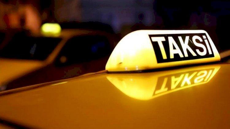 Valilikten Taksicilere Uyarı Geldi