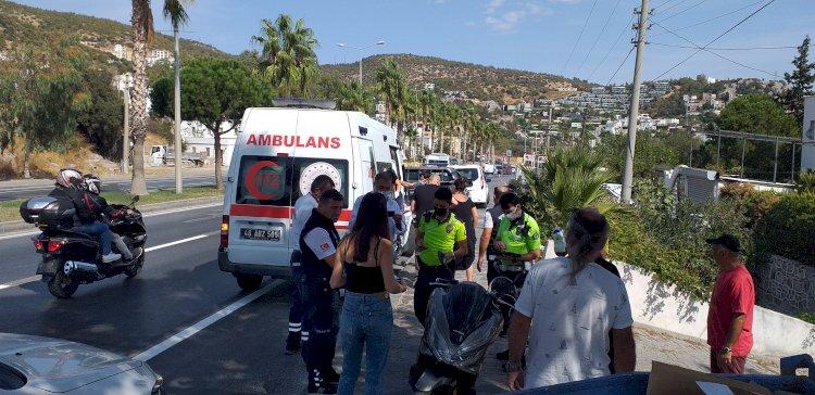 2 Kazada 2 Kişi Yaralandı