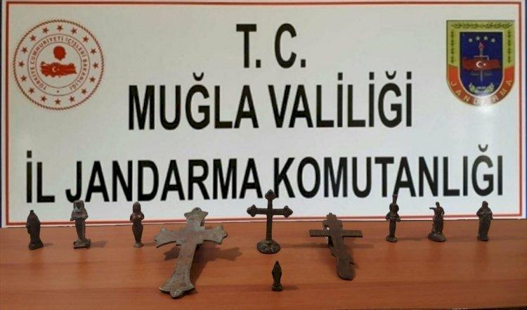 Muğla'da Tarih Eser Operasyonu